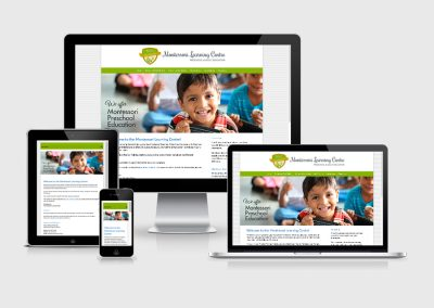 Education Website Design | Calgary Canada