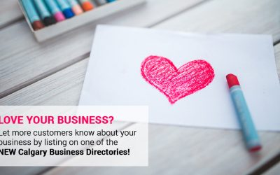 NEW Calgary Business Directories!