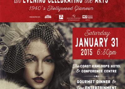 Event Poster Design | Kamloops Canada